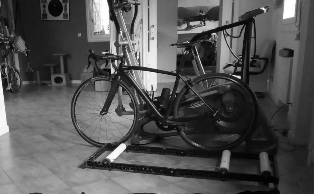 Agotadas las bicicletas estáticas, rodillos, elípticas, etc