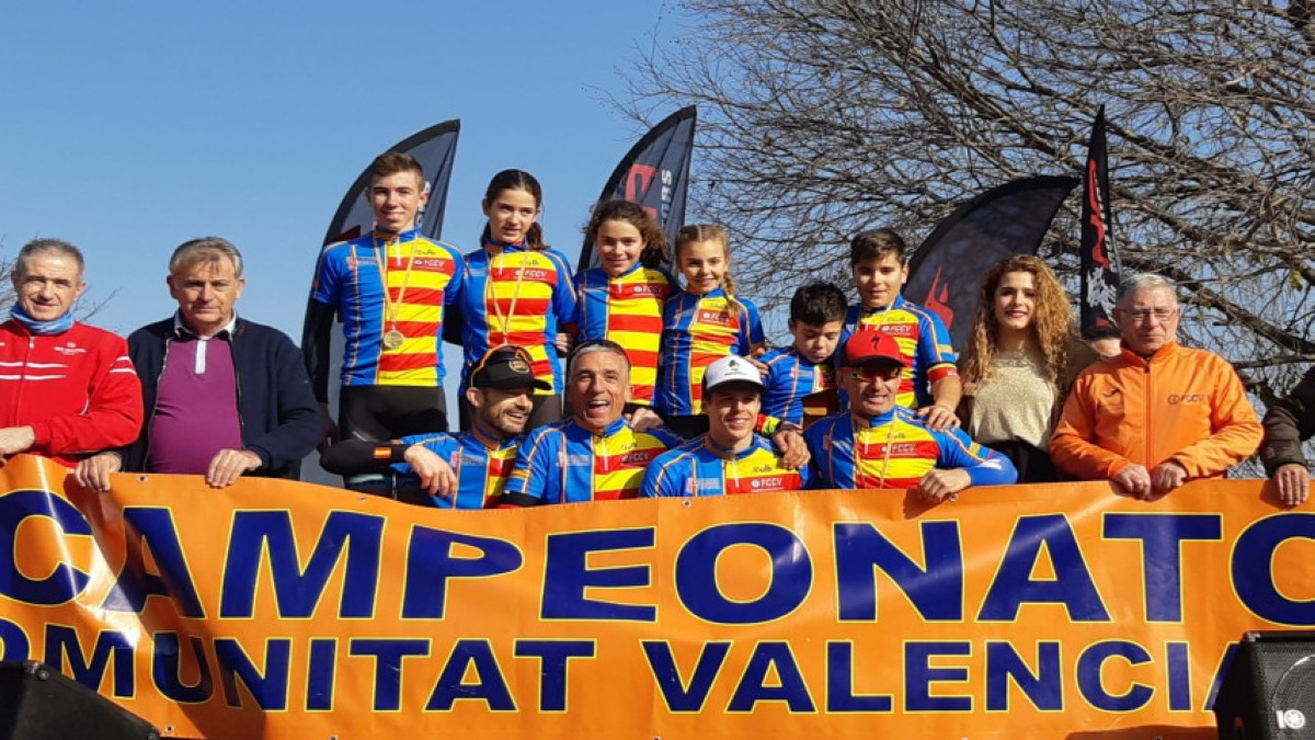 Aldaia corona a los nuevos campeones de la Comunidad Valenciana