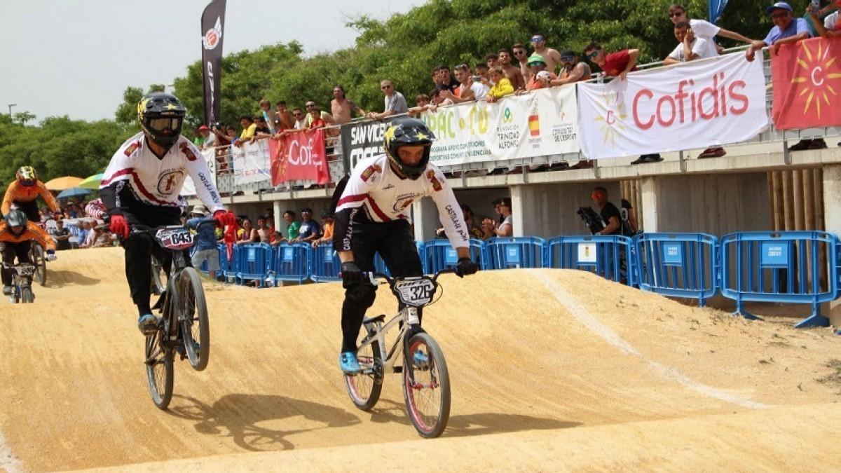Almuñécar acoge el Campeonato de España de BMX Racing 2020