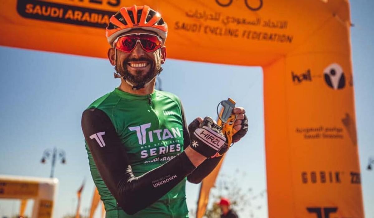 Alpcross con Josep Betalú, ganador de la Titan Series Arabia Saudí