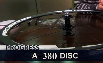 Análisis de ruedas Progress A-380 Disc