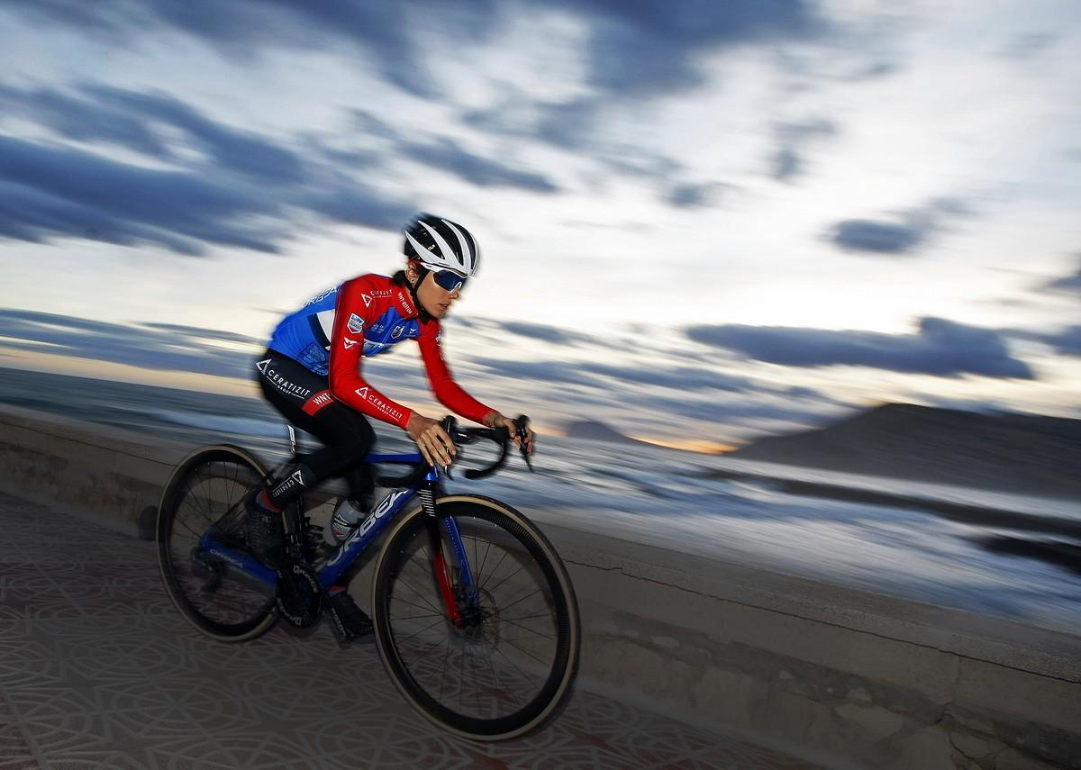 Ane Santesteban hace balance del recién finalizado Giro Rosa