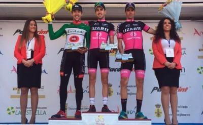 Antonio Pedrero gana la Clasica de Torredonjimeno