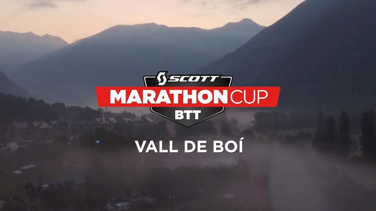 en pies imágenes de diseñador de moda mejor venta Apertura inscripciones Scott Marathon Cup Vall de Boí ...