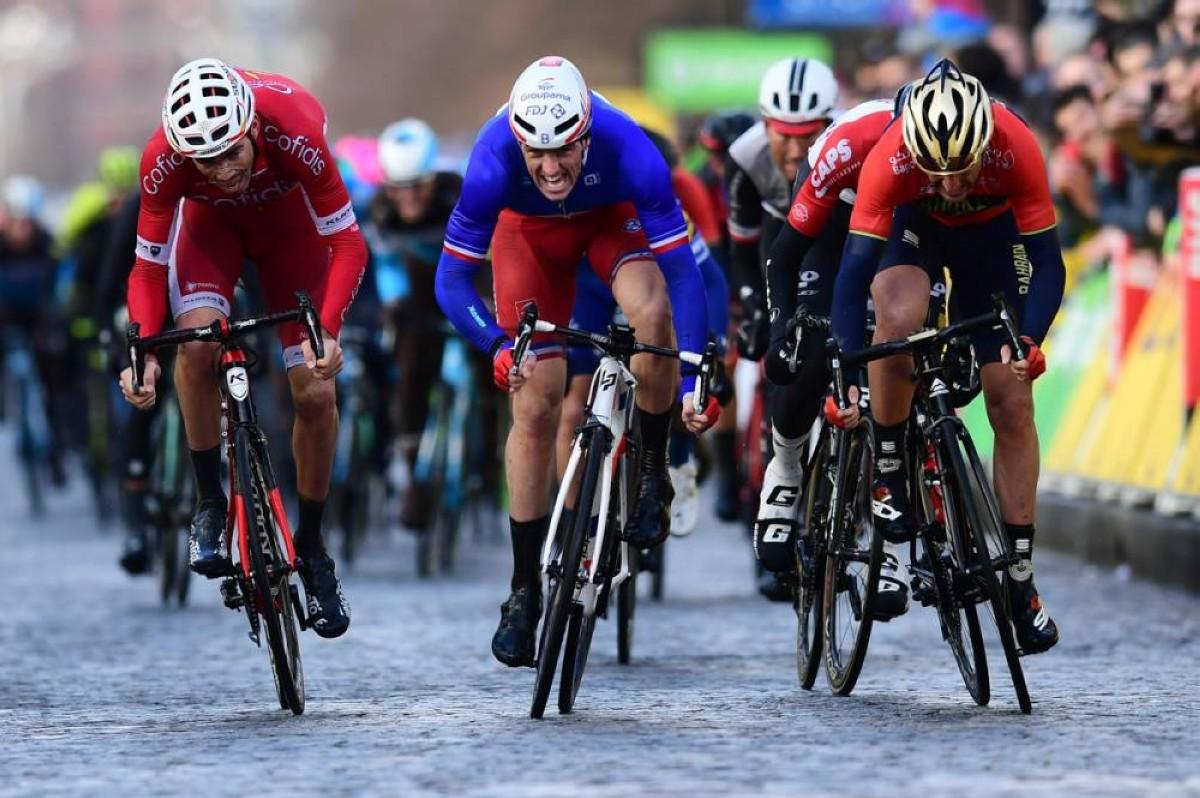 arnaud demare es primer lider - París-Niza 2021, 'La Carrera del Sol' más disputada