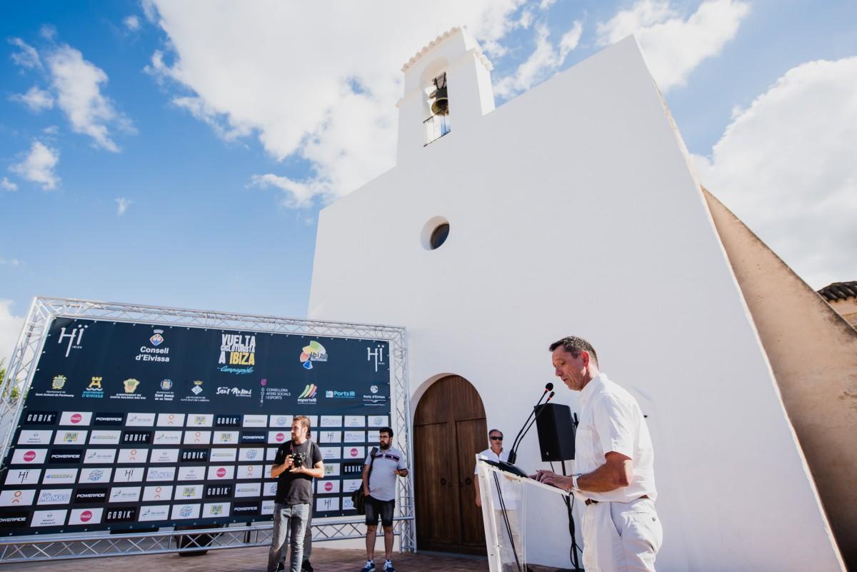 Arranca este fin de semana La Vuelta Cicloturista a Ibiza Campagnolo