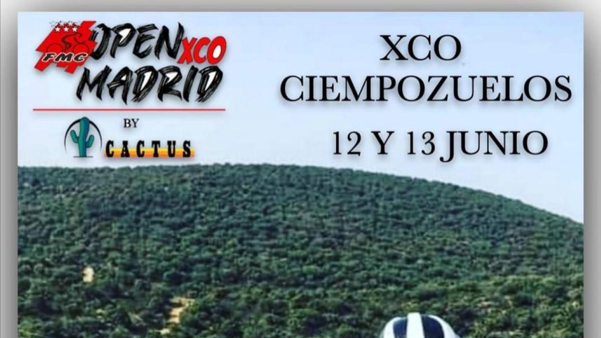 Arranca el Open de Madrid de XCO en Ciempozuelos el 12 y 13 de Junio