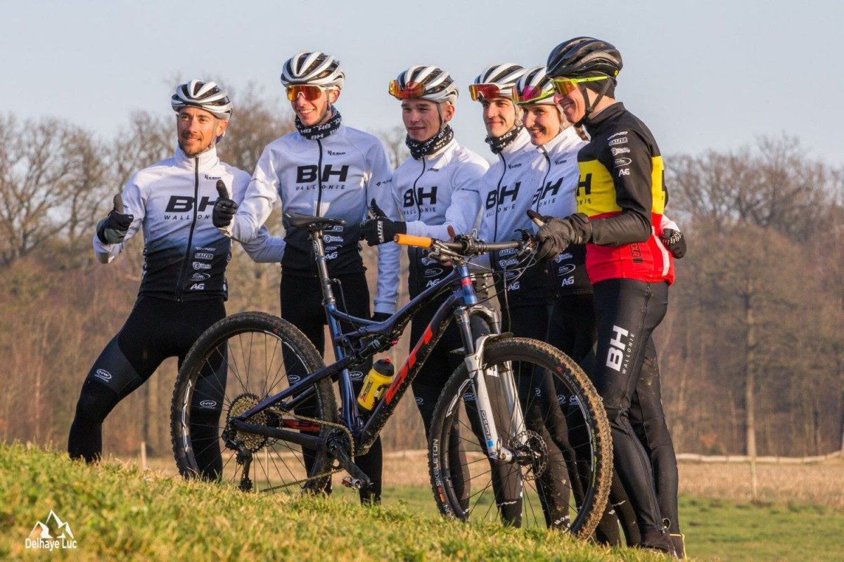 Arranca una nueva temporada para el equipo BH Wallonie
