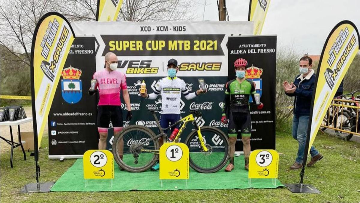 Arrancó en Aldea del Fresno la Super Cup MTB Uves Bikes-X Sauce en modalidad XCM