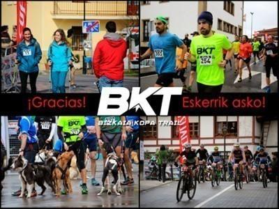 Arrieta abre la Bizkaia Kopa Trail 2016 este próximo domingo