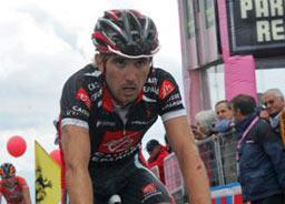 David Arroyo se pierde el Giro tras una caida del Caisse en Italia