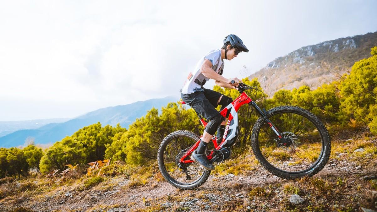Así es la nueva gama de bicicletas eléctricas 2021 Ducati con tecnología Thok
