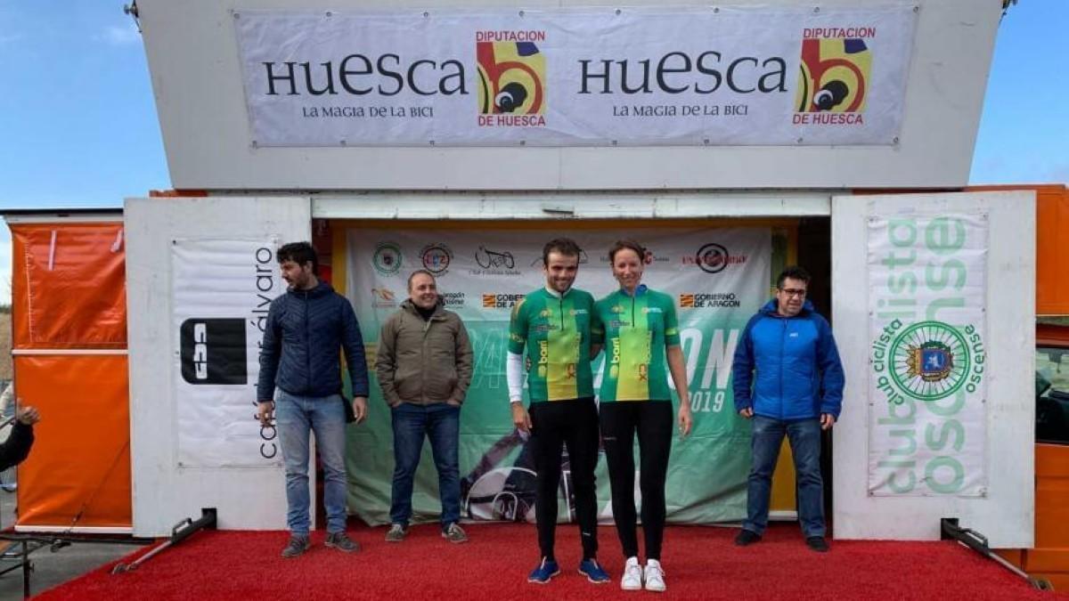 Así fue el IV Ciclocross Ciudad de Huesca