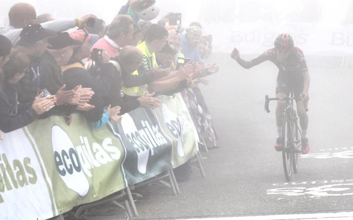 Así será la etapa reina de la Vuelta a Burgos 2020