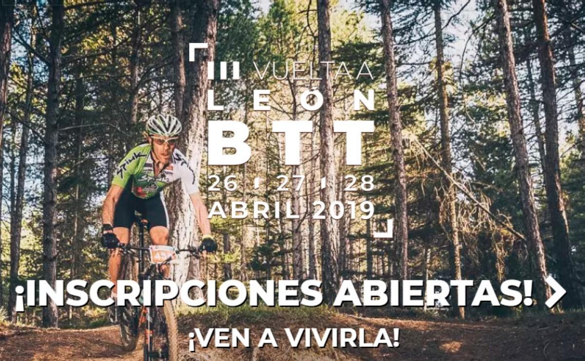 Así será la Vuelta a León BTT 2019