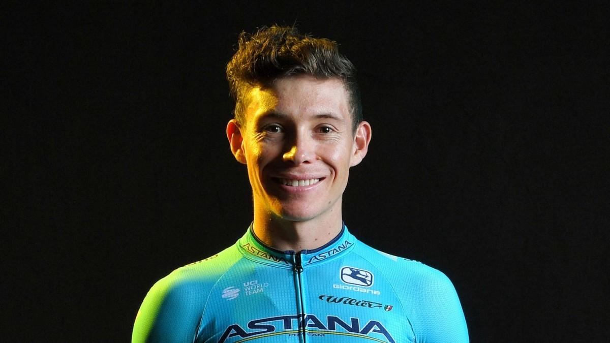 Astana confirma el regreso del colombiano Miguel Ángel López