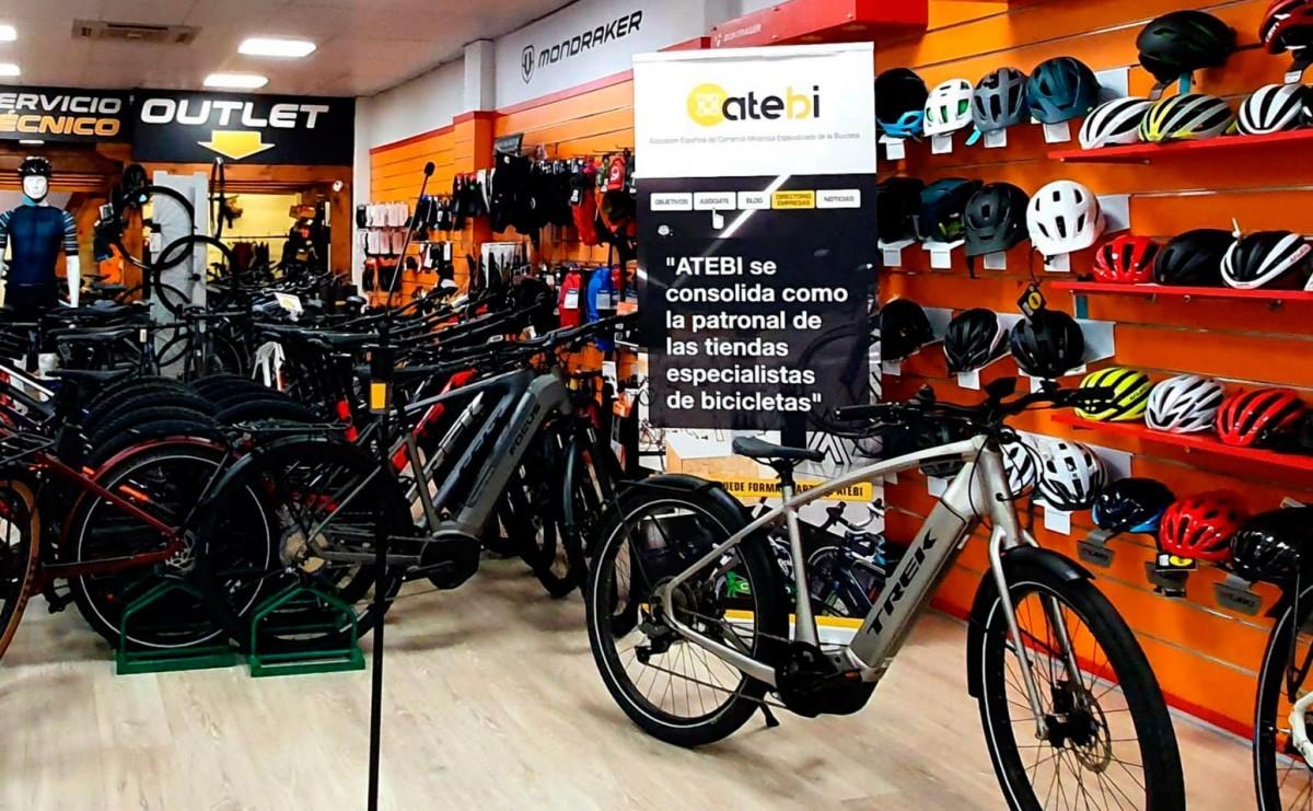 ATEBI colaborará con la Comunidad de Madrid para la subvención de las bicis eléctricas