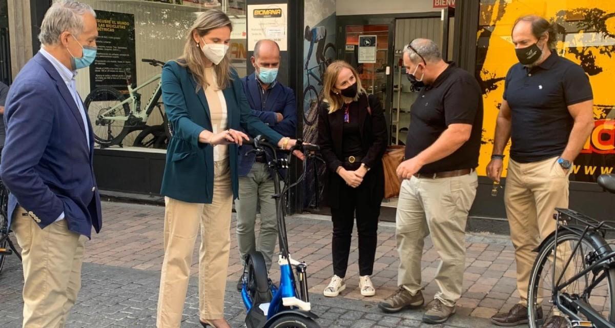 Ayudas Comunidad de Madrid a las E-Bikes urbanas y de trekking