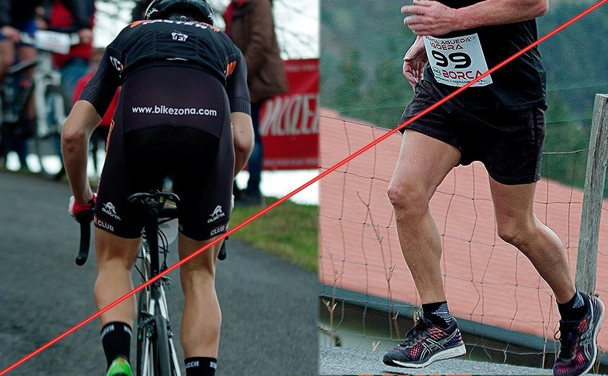 ¿Bicicleta o zapatillas a partir del próximo 2 de Mayo?