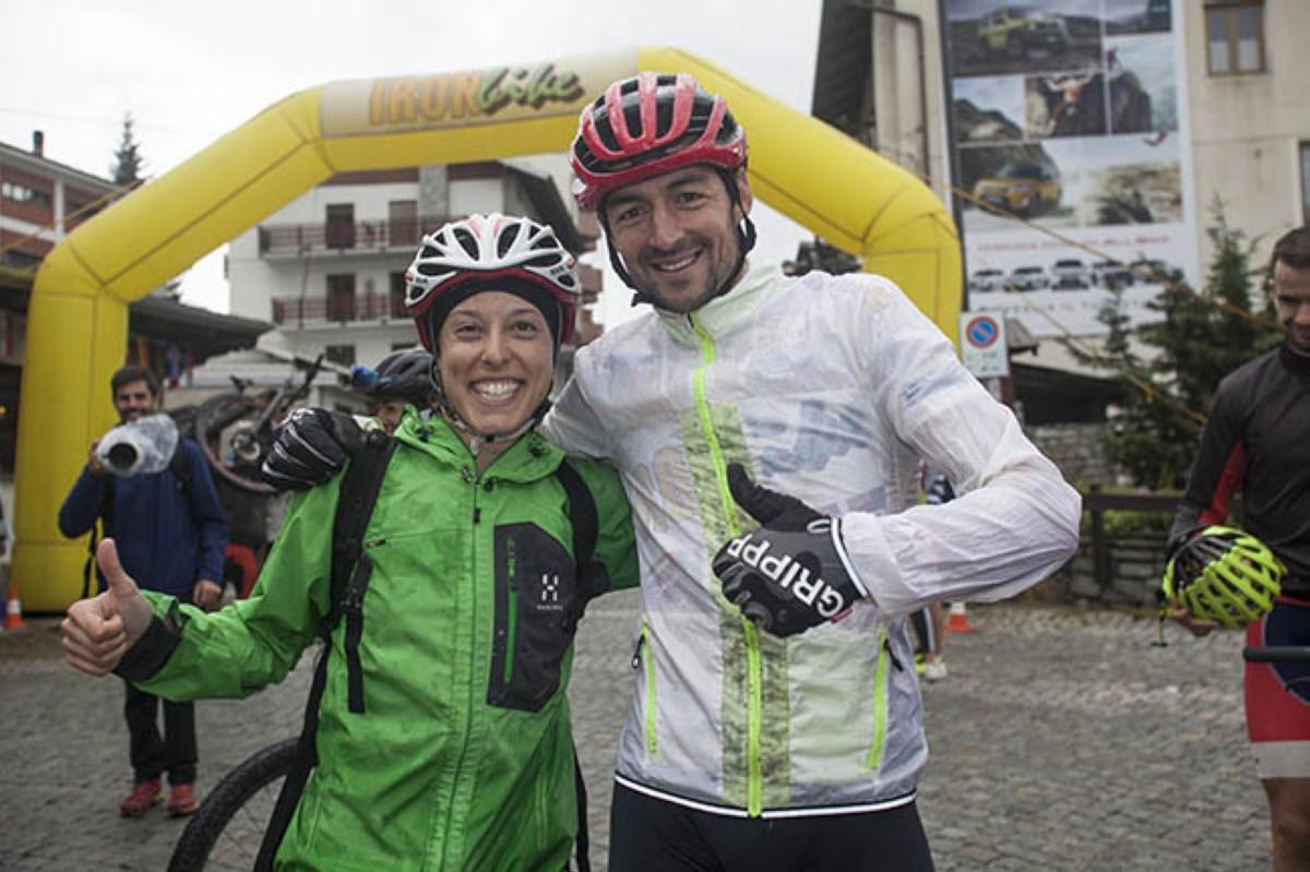 Biguet y Márquez, ganadores de la Iron Bike 2019