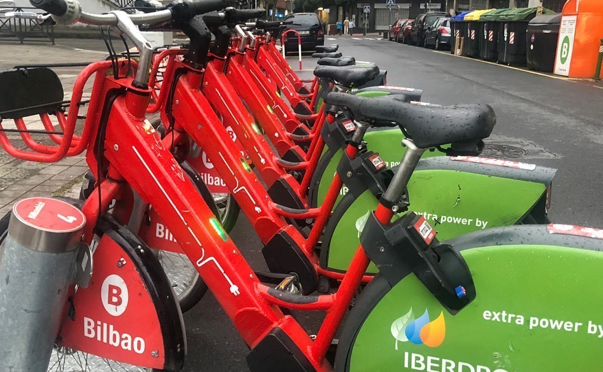 Bilbao se convierte en un paraíso para los ciclistas urbanos con su nuevo límite de 30 km/h