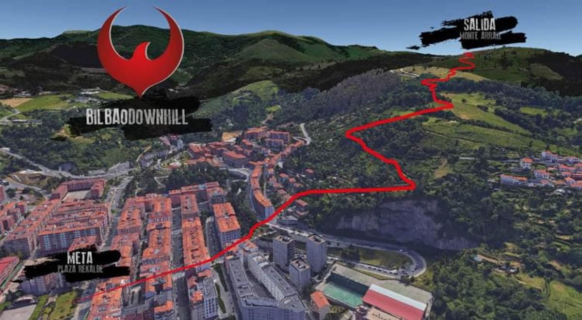 BilbaoDownhill, segunda parada del Open de España de Descenso