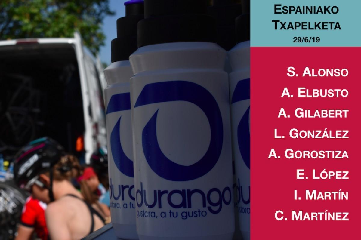 Bizkaia-Durango, en busca del gran objetivo de los Campeonatos
