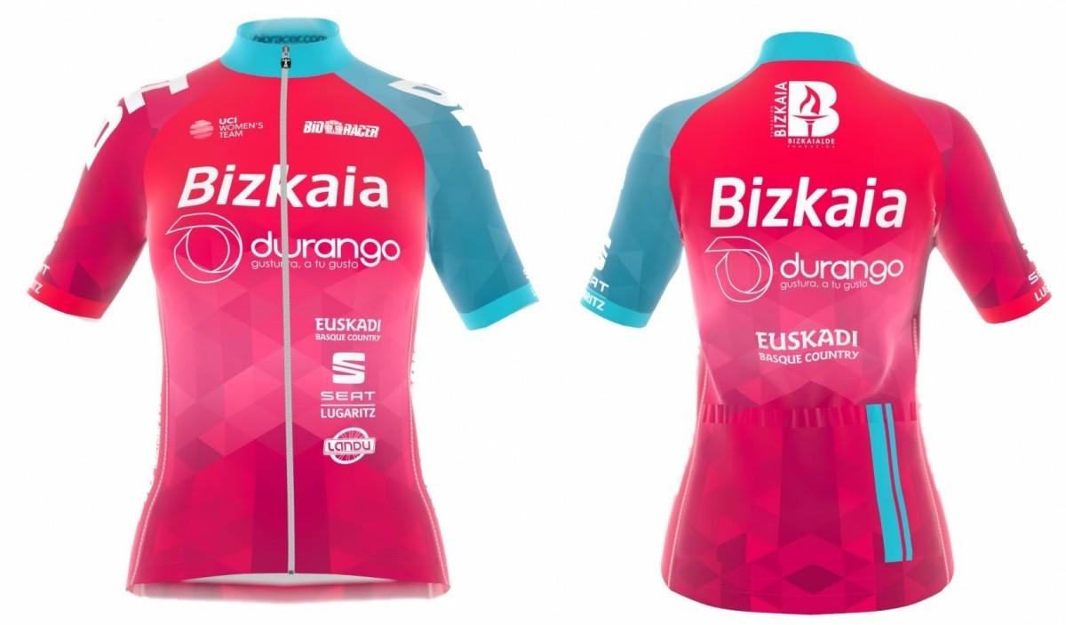 Bizkaia-Durango presenta su equipación Bioracer para 2019