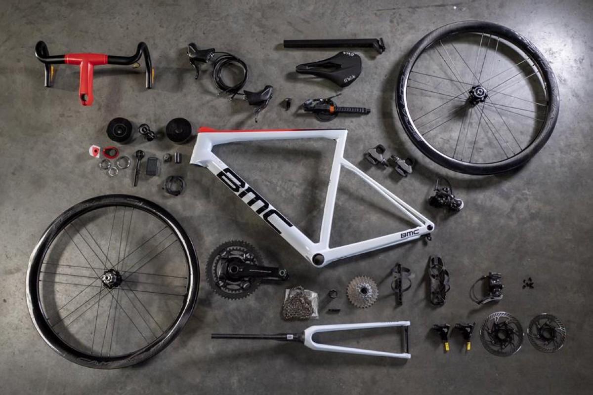 BMC desvela la bicicleta que montará el AG2R CITROËN TEAM Bike en 2021