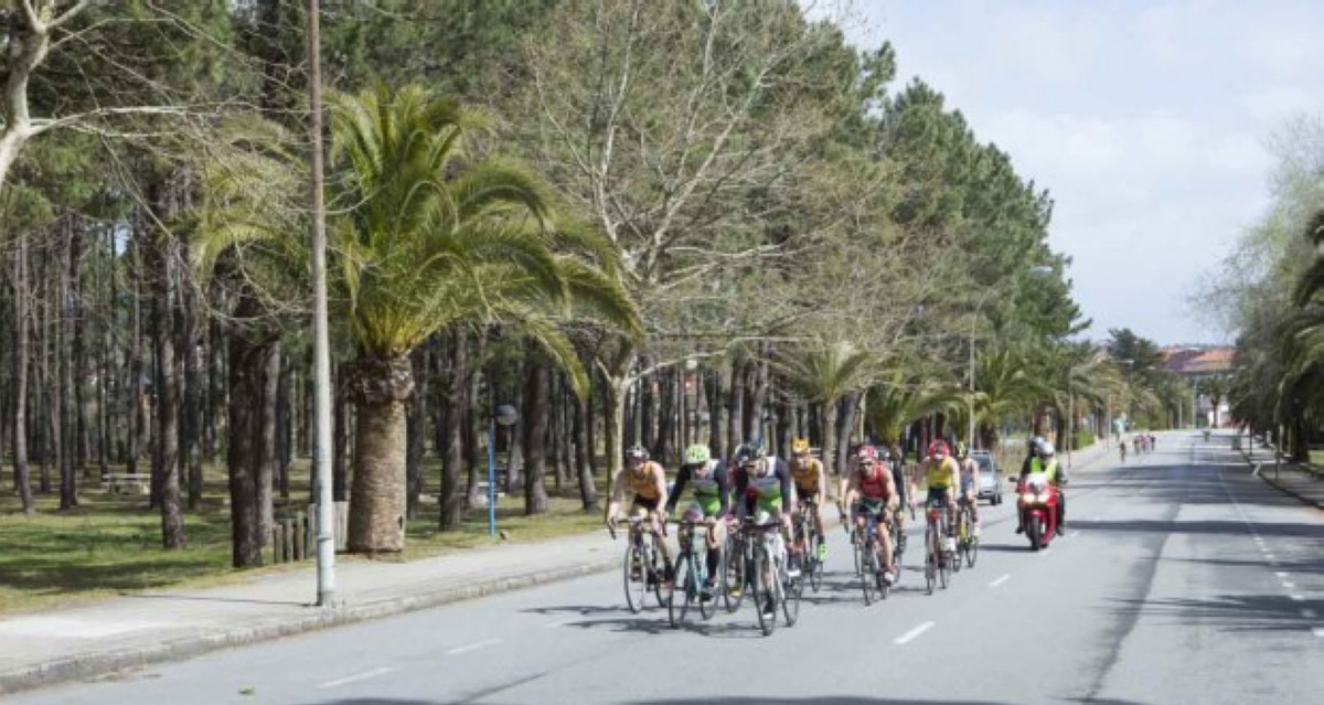 Boiro acoge el Campeonato de España de Triatlón por Clubes y Relevos Mixtos