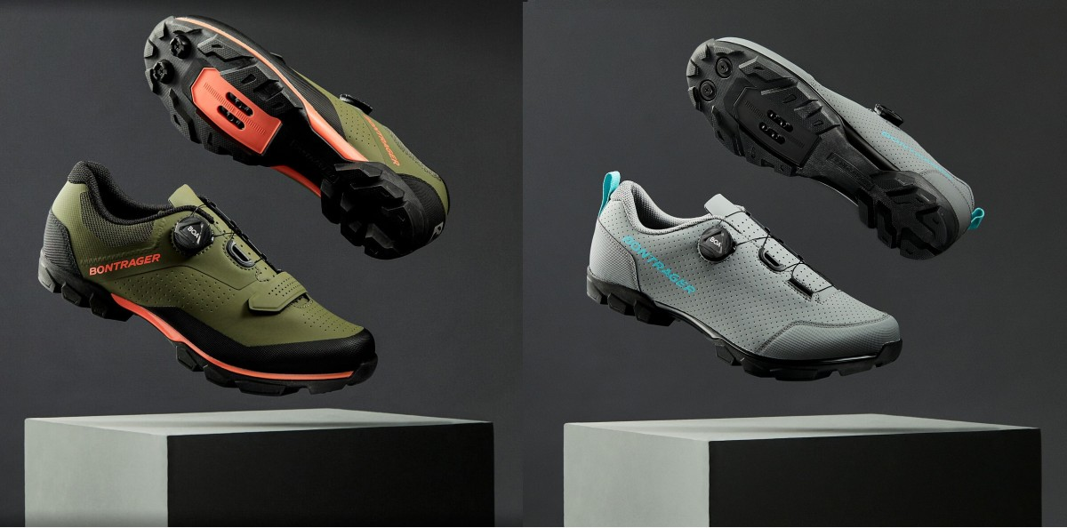 Bontrager presenta las nuevas zapatillas Foray y Evoke