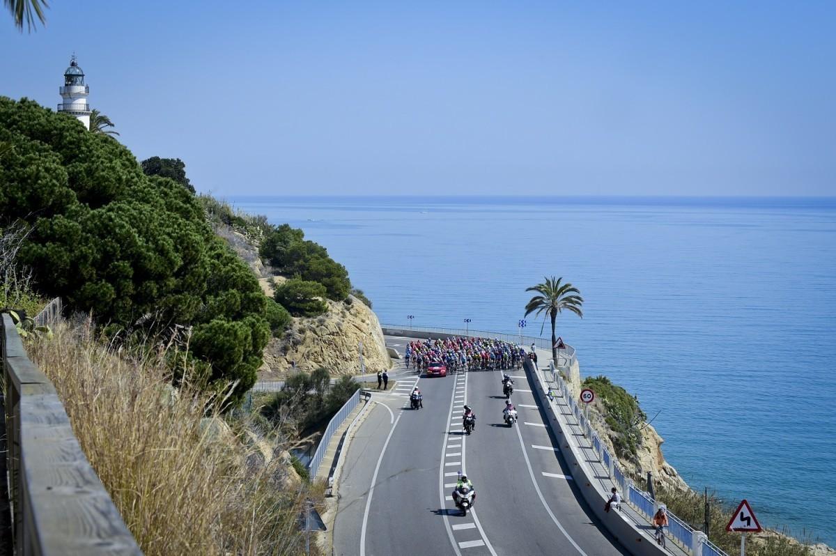 Calella dará el inicio a la Volta Ciclista a Catalunya 2020
