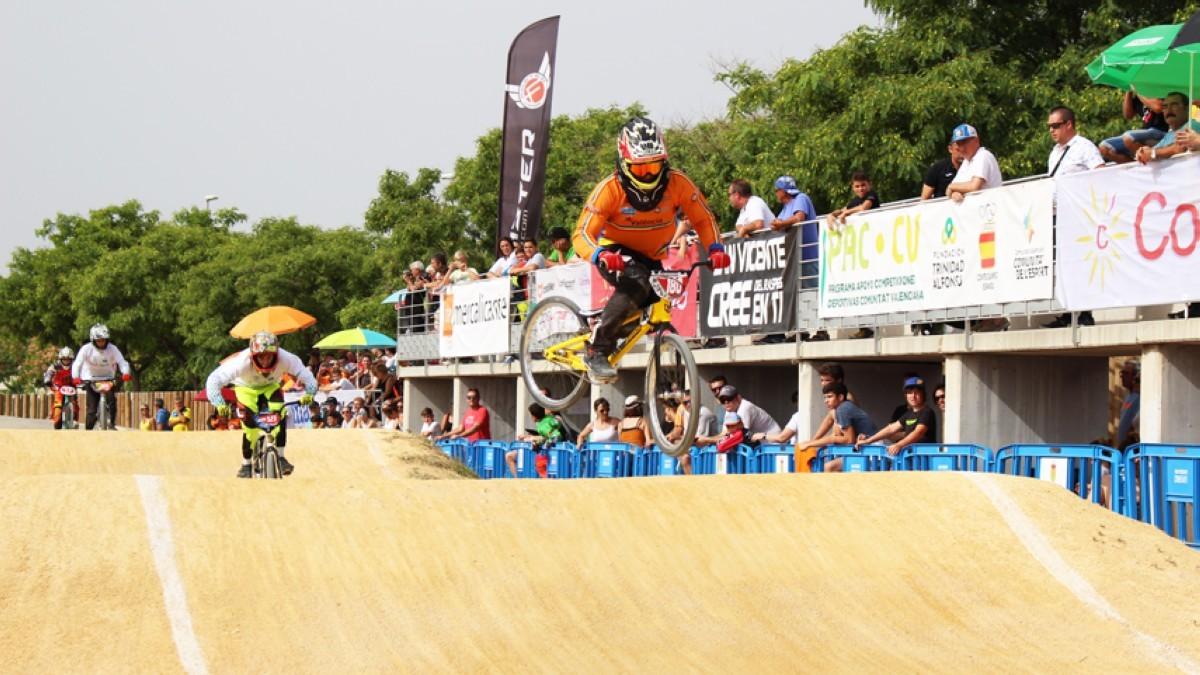 Calendario Campeonato de España de BMX y Copa de España de BMX 2020
