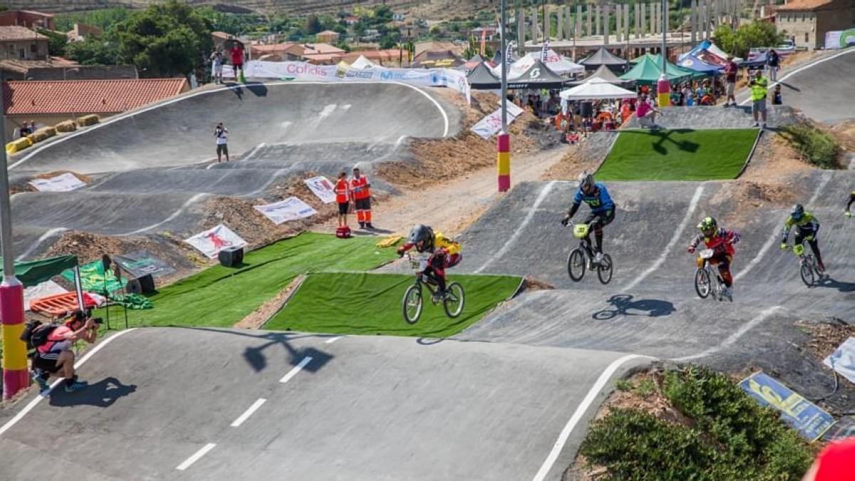 Calendario Copa de España de BMX, Racing y Freestyle 2019