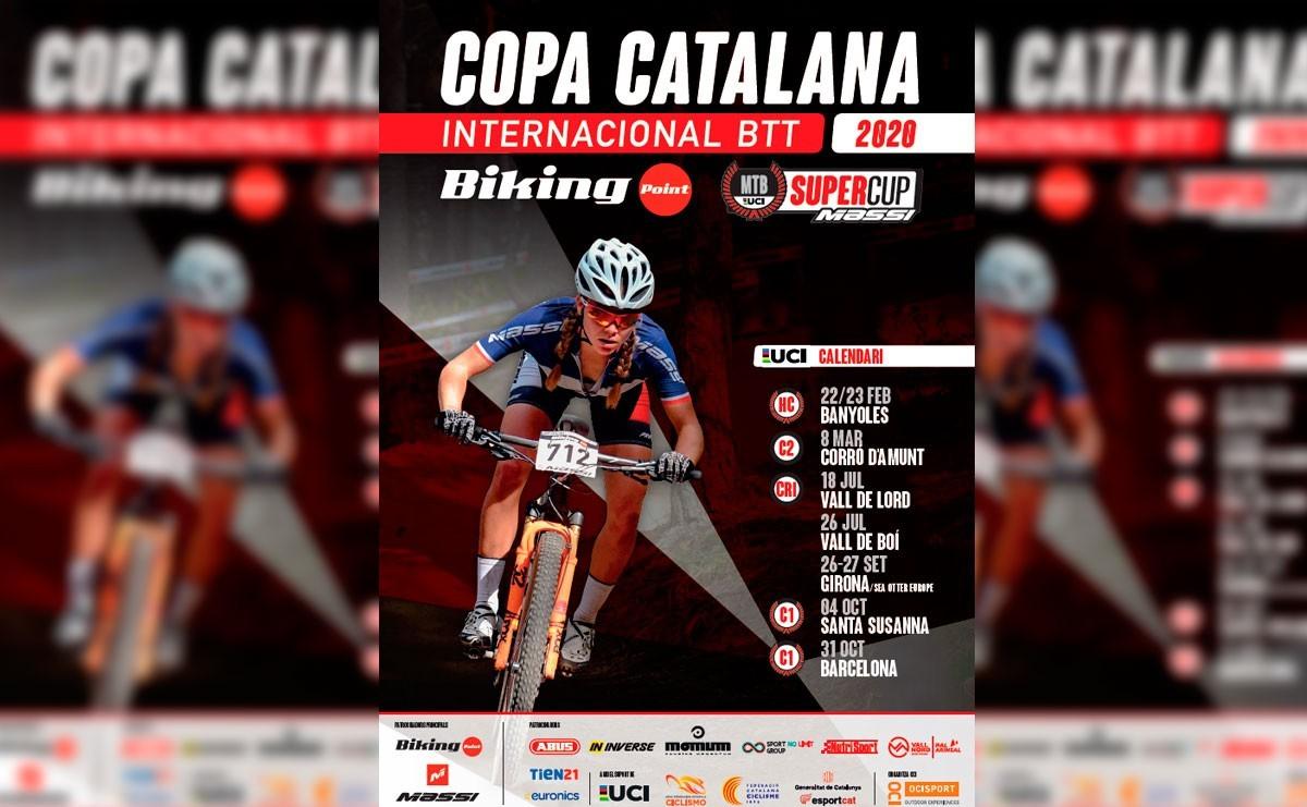 Calendario final para la Copa Catalana Internacional y la Supercup Massi