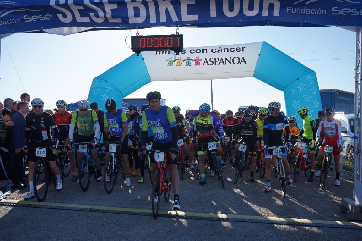 Cancelado definitivamente el Sesé Bike Tour 2020