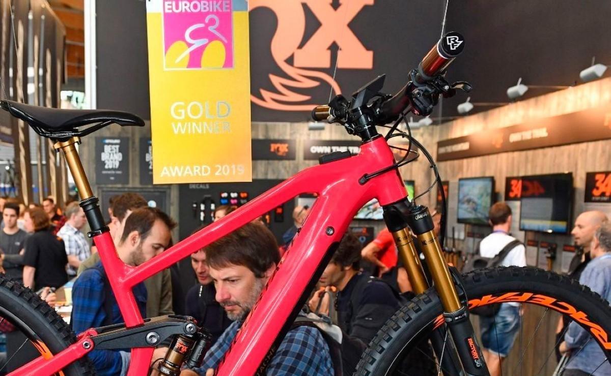 Cancelada la feria ciclista EUROBIKE Special 2020