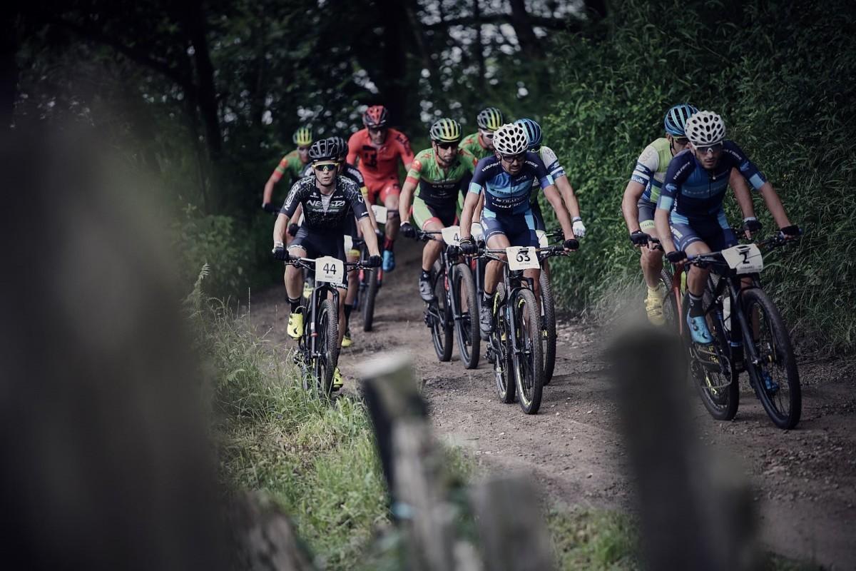 Cartel de lujo en la MMR Asturias Bike Race 2019
