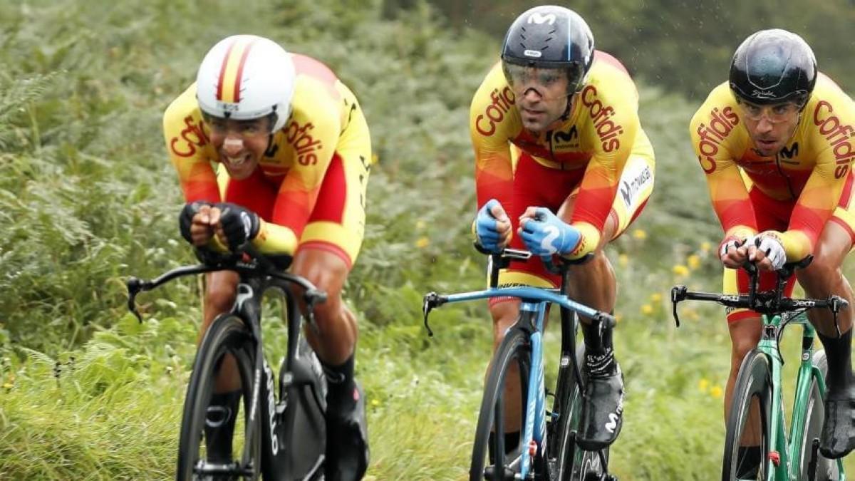 Castroviejo y Mas ante el reto de lograr el arcoíris en contrarreloj