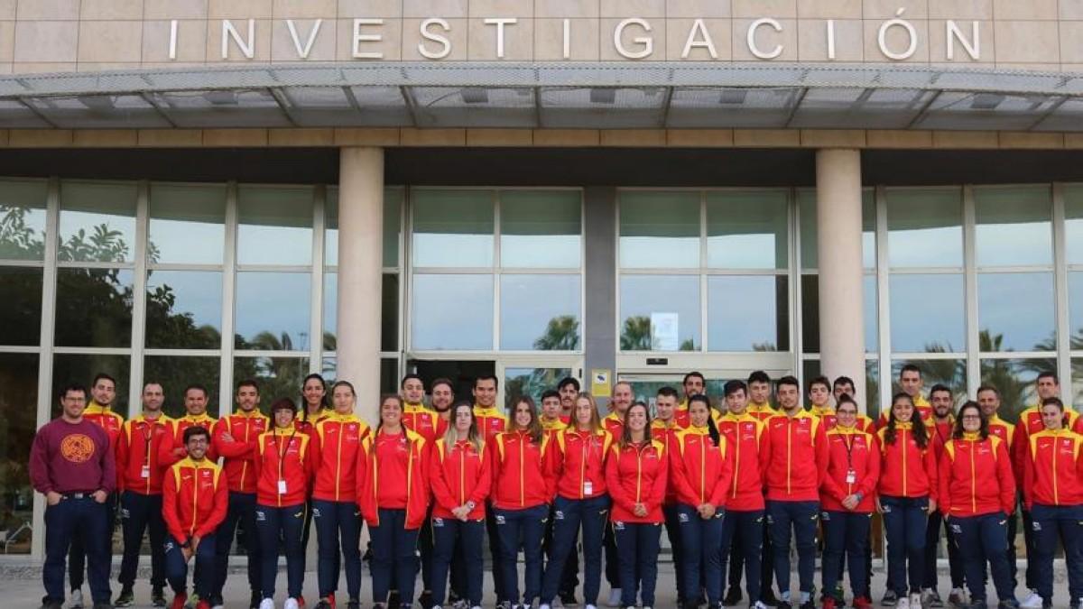 Celebrada la primera concentración de tecnificación para deportistas de BMX Racing y Freestyle