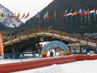 Celebrado en Cogne el Campeonato del Mundo de Triatlón de Invierno