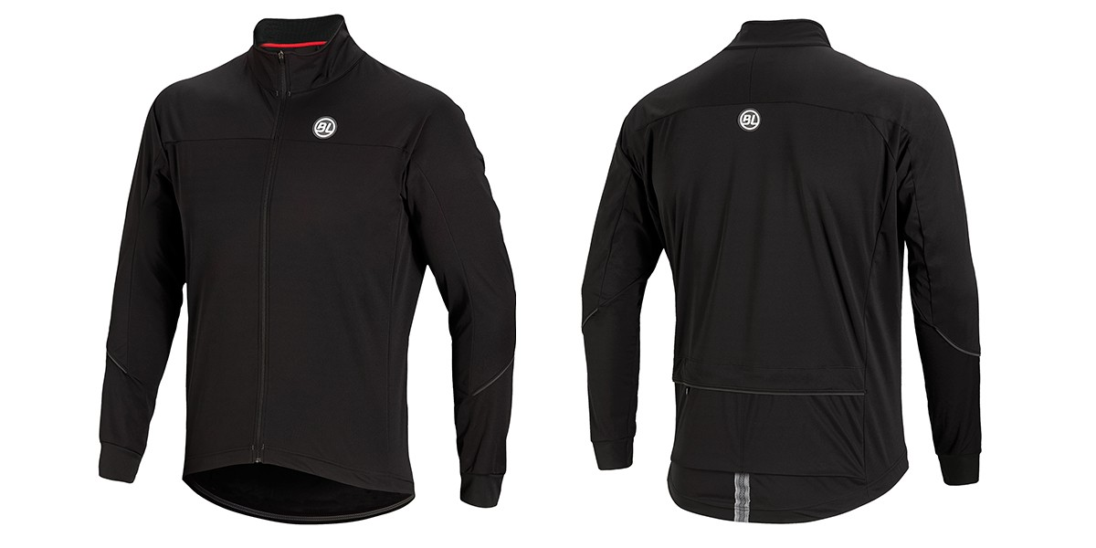 Chaqueta cortavientos NORMANDIA de Bicycle Line: transpirable y repelente al agua