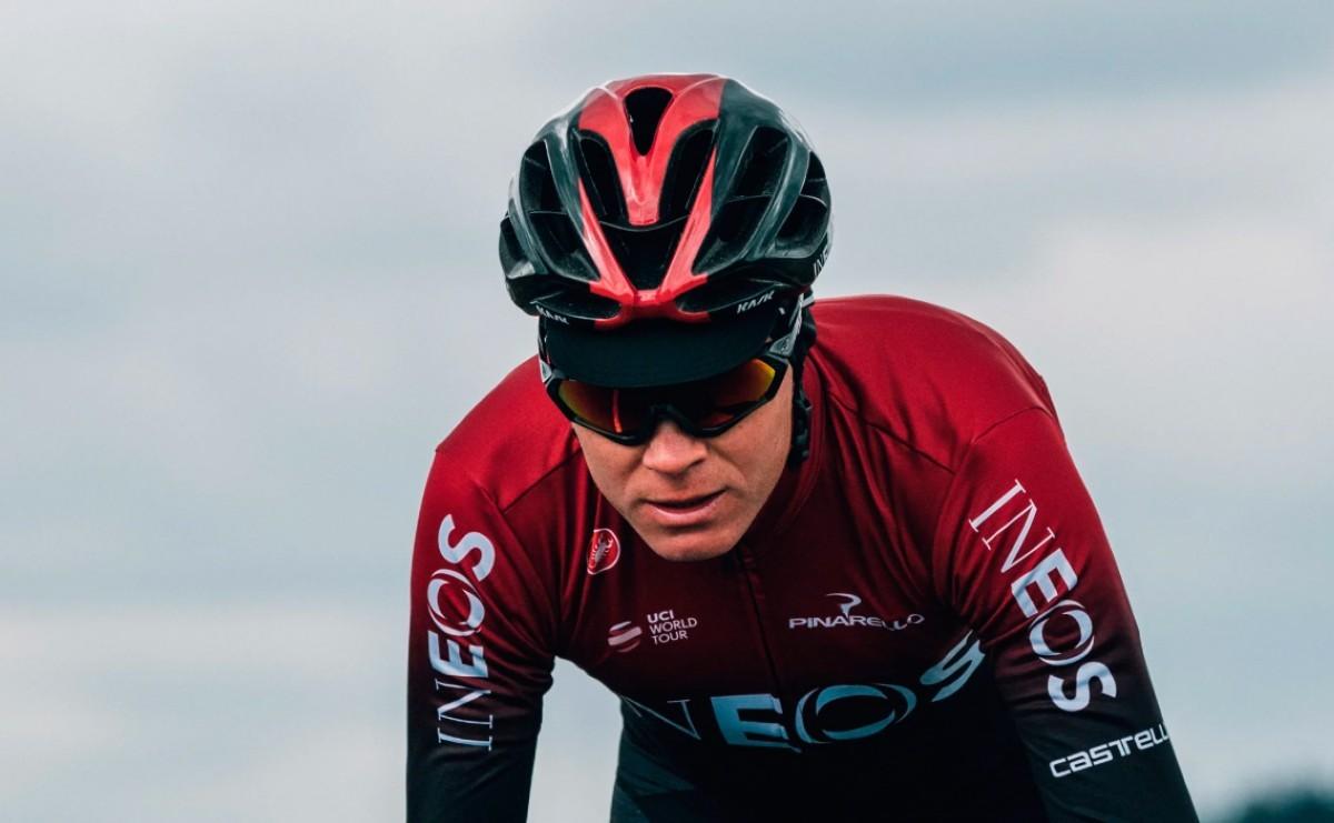 Chris Froome dice adiós al Tour de Francia tras una brutal caída