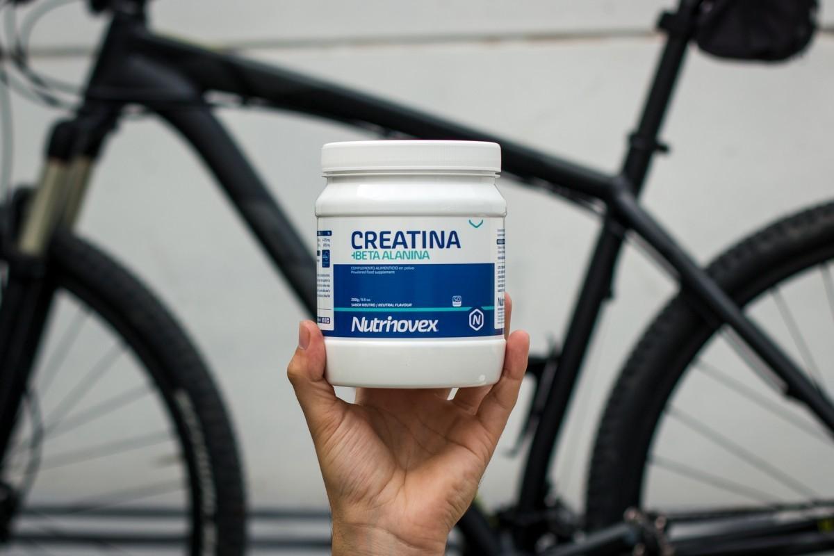 Suplementación deportiva<bR>combinando creatina y beta alanina