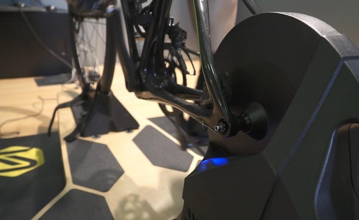 Cómo entrenar bicicleta con un rodillo inteligente de forma correcta