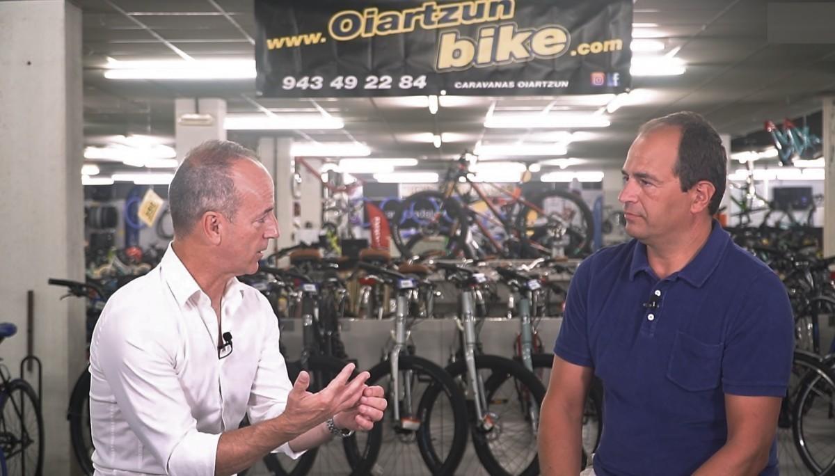 Cómo funciona una tienda de ciclismo hoy en día