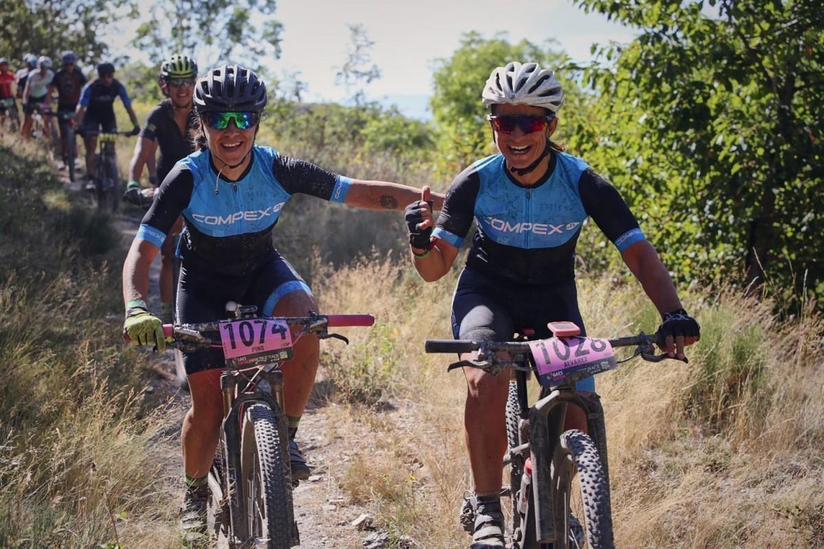 Compex forma el primer Compex Team femenino de su historia