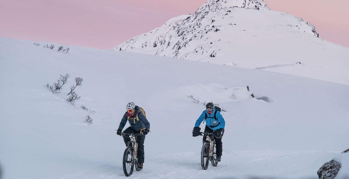 Consejos para utilizar las e-Bikes en invierno