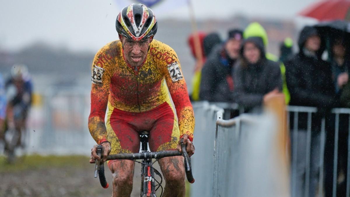 Convocatoria para el Mundial de Ciclocross Ostende 2021