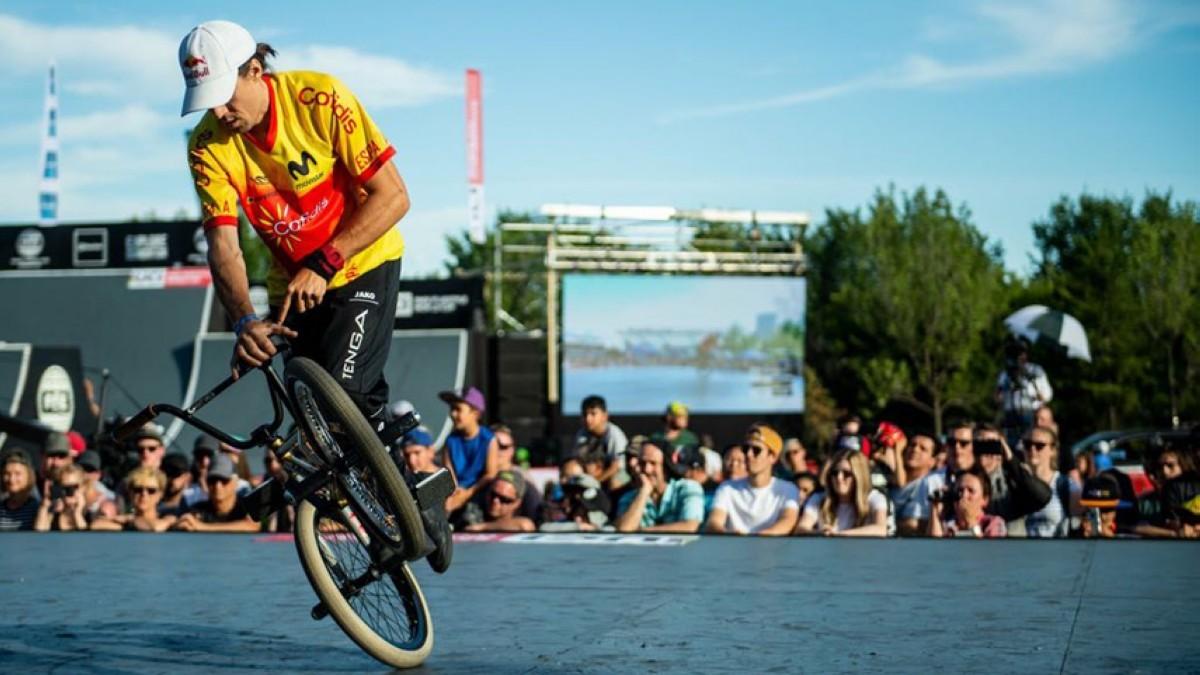 Convocatoria de la Selección para la Copa del Mundo de BMX Freestyle